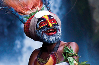 A THOUSAND DIFFERENT CULTURES OF PNG