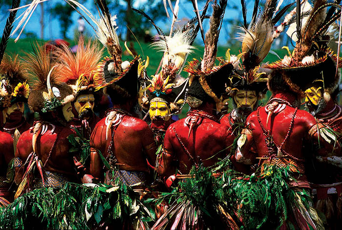 DISCOVER PNG'S AMAZING CULTURE
