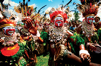 Papua New Guinea cultural events